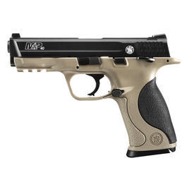 Smith & Wesson M&P40 TS CO2 Luftpistole 4,5mm Stahl BB FDE