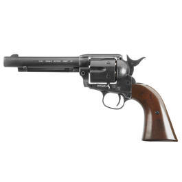 Colt Single Action Army 45 antik CO2 Revolver Kal. 4,5mm Diabolo gezogener Lauf