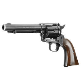 Colt Single Action Army 45 antik CO2 Revolver 4,5mm Diabolo gezogener Lauf