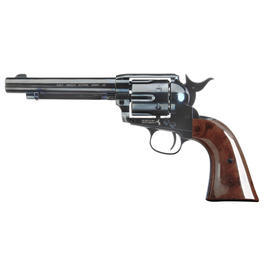 Colt Single Action Army 45 blue CO2 Revolver 4,5mm Diabolo gezogener Lauf