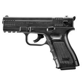 Gaswaffen - ISSC M22 CO2 Luftpistole NBB Kal. 4,5mm BB schwarz