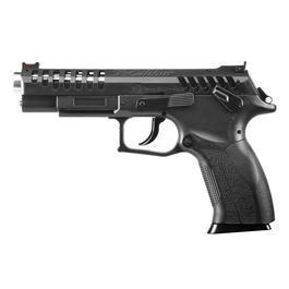 CO2 Pistolen - Grandpower X-Calibur CO2 Luftpistole NBB Kal. 4,5mm Stahl BBs schwarz