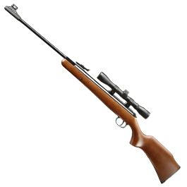 Sport-Waffen - Diana280 ClassicLuftgewehr 4,5mm Diabolo Buchenholz inkl. Zielfernrohr 4x32