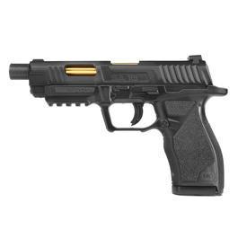 CO2 Pistolen - Umarex SA10 CO2 Luftpistole Kal. 4,5mm Diabolo/BB schwarz