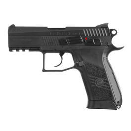 ASG CZ 75 P-07 Duty CO2 Luftpistole Kal. 4,5mm BB Blow Back schwarz