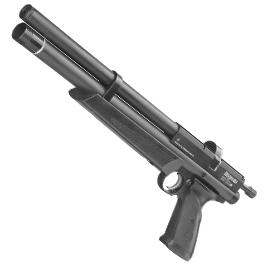 Crosman Benjamin Marauder PCP Pressluftpistole Kal  5,5mm