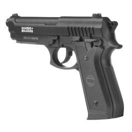 Swiss Arms SA P92 CO2 Luftpistole Kal. 4,5 mm BB Vollmetall Non-Blowback