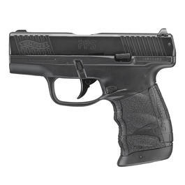 Blowback - Walther PPS M2 CO2 Luftpistole Kal. 4,5 mm BB Metallschlitten