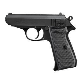 Walther PPK/s CO2 Luftpistole Kal. 4,5mm BB Blowback schwarz