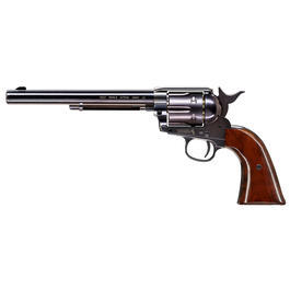 Colt Single Action Army 45 Co2-Revolver blue 7,5 Zoll Lauflänge Kal. 4,5 mm Diabolo, gezogener Lauf