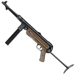 legends mp40 co2 maschinenpistole kal 4 5mm bb luftgewehr g nstig kaufen kotte zeller. Black Bedroom Furniture Sets. Home Design Ideas