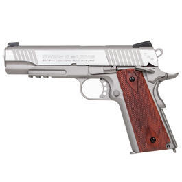 Swiss Arms P1911 CO2 Luftpistole Kal. 4,5mm BB Tactical Rail