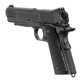 Swiss Arms SA 1911 TRS CO2 Luftpistole Kal. 4,5 mm BB schwarz Vollmetall
