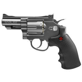 Crosman SNR 357 CO2 Revolver Kal. 4,5 mm BB / Diabolo anthrazit