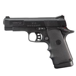 CO2 Pistolen - Gamo V3 CO2 Luftpistole 4,5 mm BB schwarz m. gezogener Lauf
