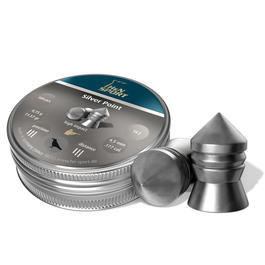 H&N Silver Point 4,5 mm Diabolo 500 St�ck 0,75 g