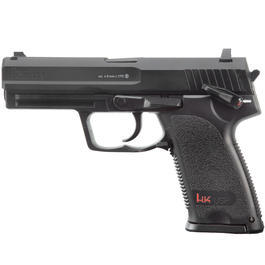 Heckler & Koch USP CO2 Pistole 4,5 mm BB br�niert