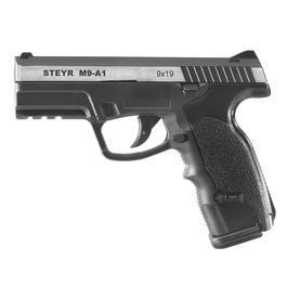 Umarex Walther - ASG Steyr M9A1 m. Metallschlitten 4,5mm BB CO2 Pistole Dual Tone