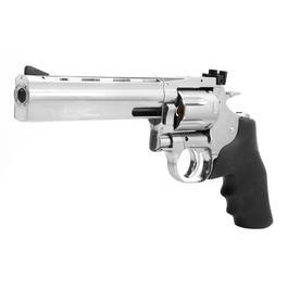 ASG Dan Wesson 715 6'' Revolver Vollmetall CO2 6mm BB chrom LP Version Versandrückläufer