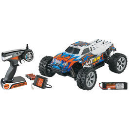 Dromida 1:18 MT4.18BL 4WD Brushless Monster Truck 2,4 GHz 100% RTR Set DIDC0052 Versandrückläufer