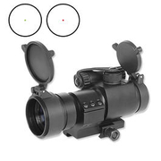 Aim-O Military-2 Type Red Dot Zielgerät mit L-Mount schwarz AO 5020-BK