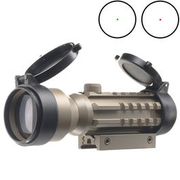 Aim-O 2x42 Red-Dot / Green-Dot Tactical Sight tan AO 3013-DE