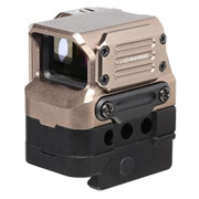 Aim-O FC1-Style Red-Dot Holosight m. 20-22mm Halterung tan AO 6003-DE