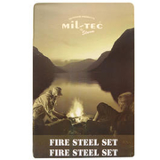 Mil-Tec Zündstein Set Fire-Steel