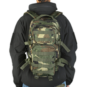 Mil-Tec Rucksack US Assault Pack I 20 Liter woodland