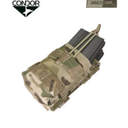 Condor M4/M16 Stacker Magazintasche (2-fach) Multicam