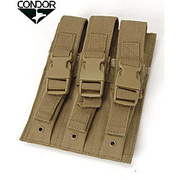Condor MP5 Triple Magazintasche (3-fach) coyote