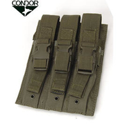 Condor MP5 Triple Magazintasche (3-fach) oliv