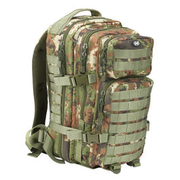 Mil-Tec Rucksack US Assault Pack I 20 Liter vegetato woodland