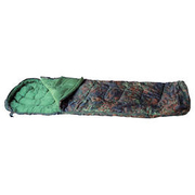 Commando Industries Mumien Schlafsack flecktarn