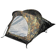 MFH Tunnelzelt Osser 1-Person flecktarn
