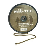 Mil-Tec Commando-Seil coyote 9 mm, 30 mtr