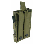 Highlander Pro-Force Magazintasche Molle single offen M4 M16 multicam