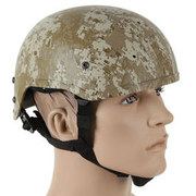Bravo Airsoft MICH 2001 LW Helm Replika Digital Desert