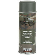Fosco Army Paint Sprühfarbe english green 400 ml