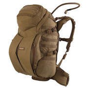 Source Tactical Gear Trinkrucksack Double D45 L coyote