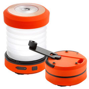 Ampercell Campingleuchte AmperLED Monica 65 Lumen orange