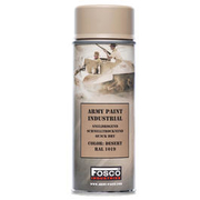 Fosco Sprühfarbe Army Paint RAL 1019 Desert 400ml