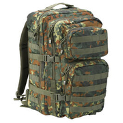 Mil-Tec Rucksack US Assault Pack II 40 Liter flecktarn