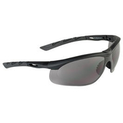 Swiss Eye Schutzbrille Lancer rubber black/smoke