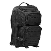 Mil-Tec Rucksack US Assault Pack Laser Cut large 36L schwarz