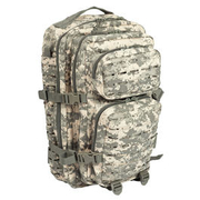 Mil-Tec Rucksack US Assault Pack Laser Cut large 36L AT-digital
