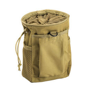 Mil-Tec Mehrzwecktasche Empty Shell Pouch Molle coyote