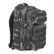 Mil-Tec Rucksack US Assault Pack I 20 Liter mandra night