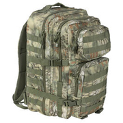Mil-Tec Rucksack US Assault Pack II 40 Liter mandra wood