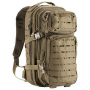MFH Rucksack US Assault I Laser 30L coyote tan